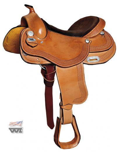 The Mesa Reining Saddle #144 XX-Full