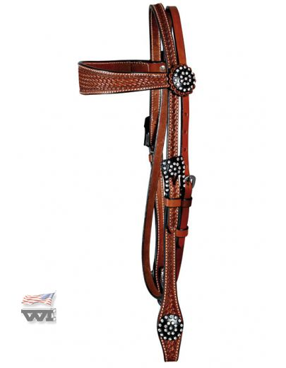 Headstall Funky Style  HS-D-131