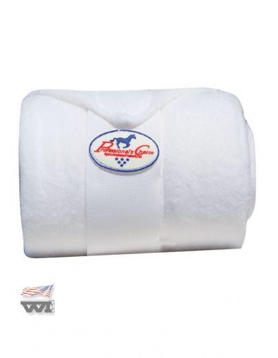 Professionals Choice Polo-Bandagen - White