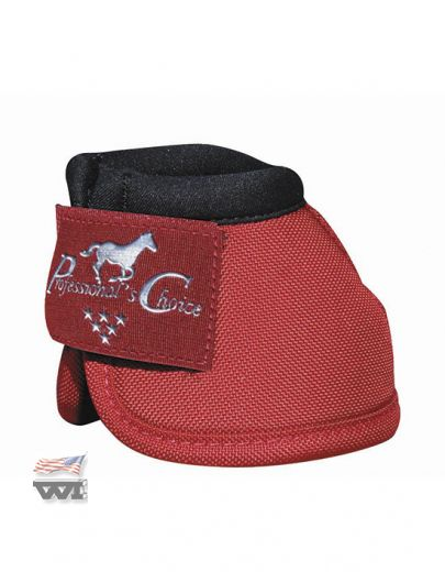 Secure-Fit Overreach Boots - Crimson Red