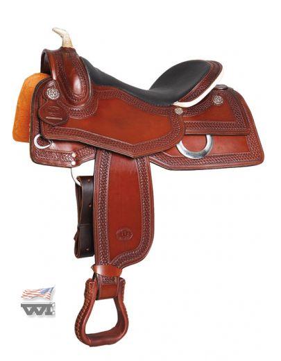 Manzillo Reining Saddle #WW-499-manz