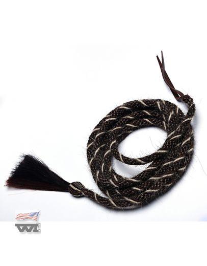 6-fache Mecate mit tassel & hitched knott
