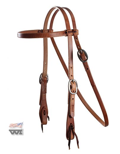 Browband Headstall 5045-HLSS