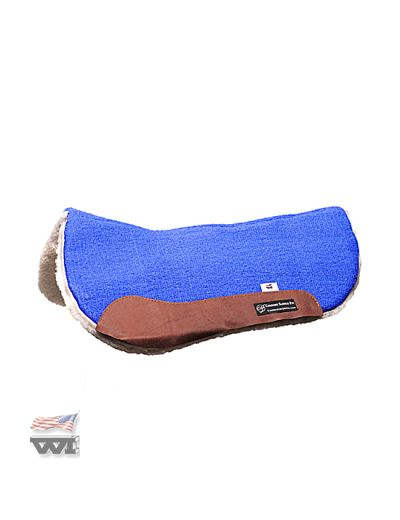 CSF Comfort Saddle Fit Pad SIERRA, ROYALBLUE