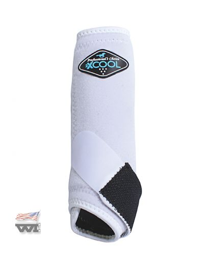 2X COOL FRONTBOOTS  White