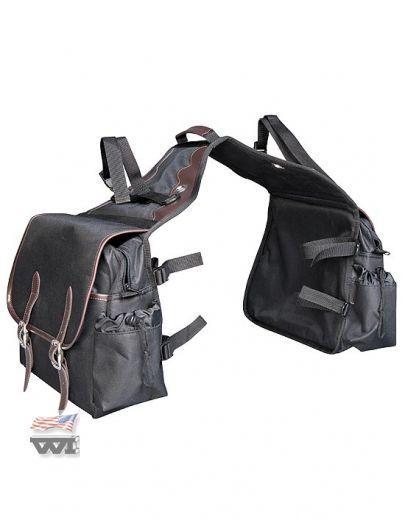 SB-1 Satteltasche schwarz