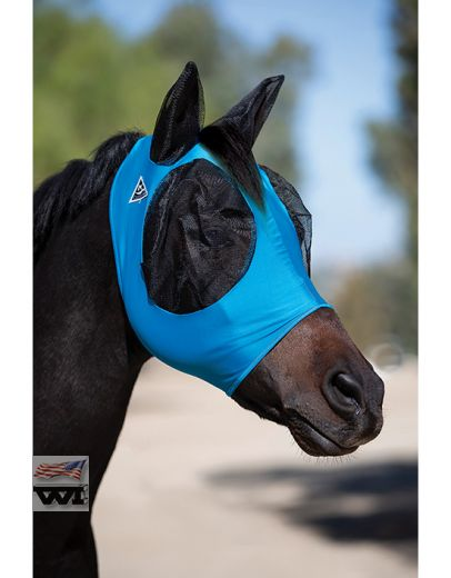 COMFORT FIT FLYMASK - PACIFIC