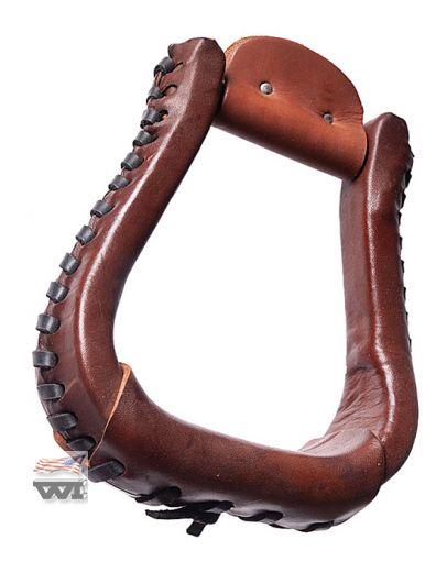 Leather Stirrups 62135-D