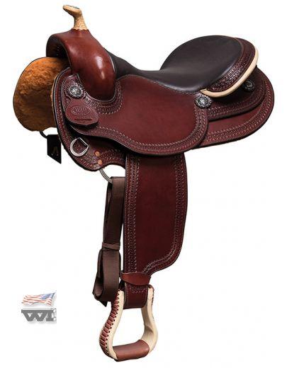 XXL Supreme Trail Saddle #WW-3550