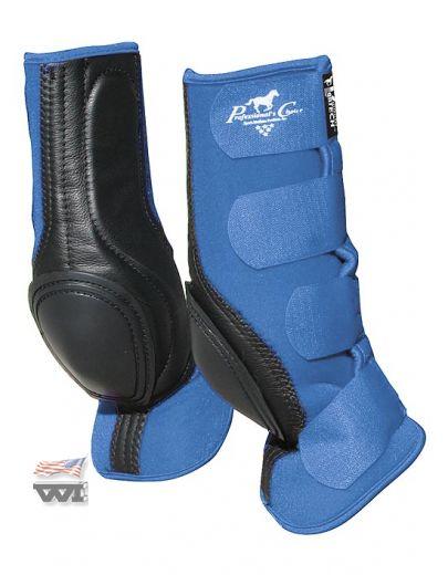 VenTech Skid Boots Standard - Royal Blue