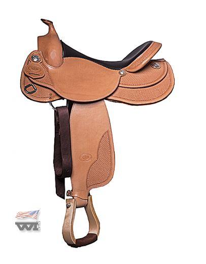 SR Reining Saddle #WW-499-8