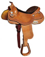 The Mesa Reining Saddle #144 XX-Full