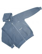 130-DB Zip Jacket Dusty-Blue