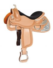 The Platinum - Show-Saddle #WW-499-show
