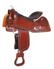 Manzillo Reining Saddle #WW-499-manz