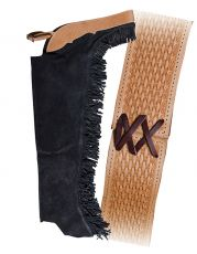 SHOWCHAPS, BLACK 63025-BK