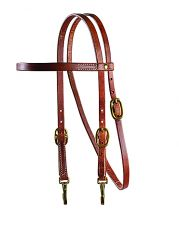 Snap Cheek Headstall