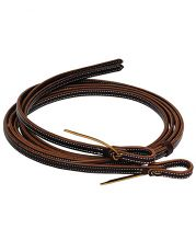 Oiled 2-Ply Latigo Reins 5/8