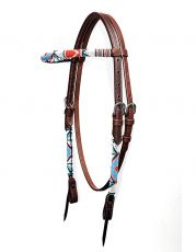 BEADED HEADSTALL HS-L-108-DO