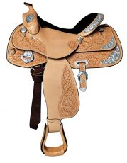 Platinum Show Saddle #P-2-VH