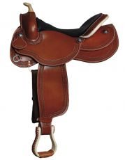 Circuit Reining Saddle #WW-411