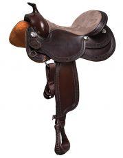 Circuit Reining Saddle #WW-411