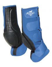 VenTech Skid Boots Standard - Royal Blue
